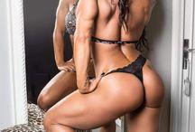 Muscles in Heels