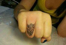 Tattoos / by Kimberly Pickett