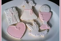 Communion cookies / by araceli Fernández