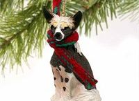 Chinese Crested / Chinese Crested dog images and gift ideas.