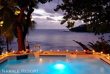 Pacific Islands Vacations / Tahiti & Fiji / by All Inclusive Outlet