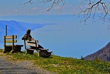 """Your 100 secret places of Montreux Riviera / A photo album created by our Facebook, Twitter and Instagram fans, via the photo contest """"The Secret places of Montreux Riviera"""", created and administered by Montreux-Vevey Tourisme (Montreux Riviera - Pure inspiration)"""