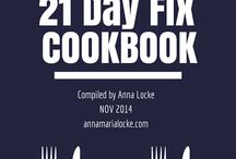 21 day fix / by Christine Sgro