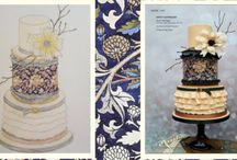 Cake Central - William Morris Cake