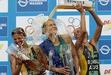 Triathlon / Training and racing around the world
