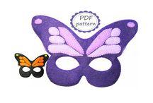 antifaz butterfly