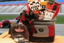 Sports Gifts Baskets & Personalized Gifts / Sports Gifts including Football- Baseball - Nascar - Golf - Soccer & more / by Fine Gifts of Labella Baskets