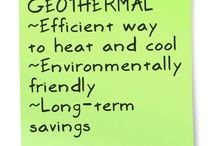 Geothermal Energy Products / JK Mechanical offer products and services to convert your home over to Geothermal Heating and Cooling.