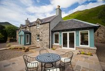 Country Breaks and Farm Stays in Perthshire / A selection of Country Break opportunities in Perthshire.