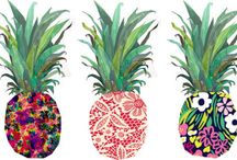 Fruits (illustrations) / by Julie EncreRose