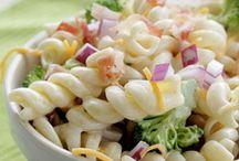 Salads / by Rhonda Brown
