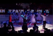 Pistons Halftime Entertainment Videos / by Detroit Pistons