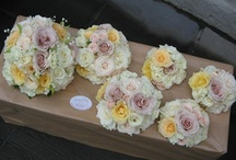 wedding bouquet transporting ideas
