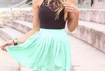 Style: Flirty / by Bella Sheleise