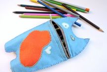 DIY nápady pro děti / Vyrábějte pro své ratolesti originální hračky a školní potřeby. Ty starší můžete do výroby rovnou zapojit a třeba v nich probudit dosud neobjevený talent nebo koníček.