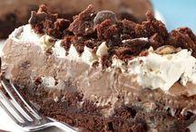 Pasta kek ve tatlılar