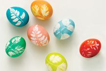 EASTER EGG HUNT  / by Elizabeth Kulig