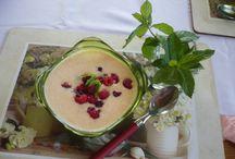 yummy / A főzés könnyű fejet, nyitott lelket és meleg szívet kíván. (Paul Gauguin)