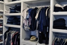 Getting my closet done!!!