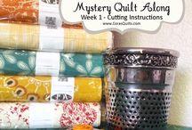 Gypsy Queen Mystery QAL