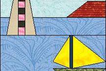Sail boatsblock