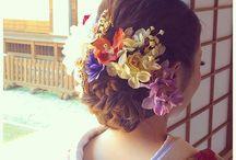 花嫁 和装