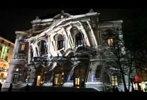 Video Mapping around the globe
