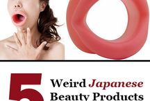 Weird Beauty Products