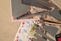 Skorstad prosjekter / Møbler, design og interiør. Hjemmelaget. Fortrinnsvis gjenbruk av materialer