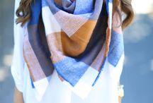 wear scarves