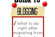 Blogging Tips / Blogging and Marketing Tips