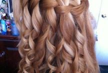 Hairstyles / Ideas for bridal/prom hair