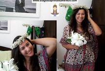 DIY Wedding / DIY wedding inspirate blog  http://www.blogtodaprincesamerece.com/2014/09/diy-tres-coroas-de-flores-naturais-para.html#more #wedding #diy  #diy wedding #casamento #decoraçãodecasamento