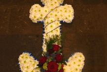 Seasons Funeral Tributes / A collection of our bespoke Funeral tribute work