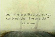 Inspiring Art Quotes