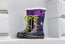 Sorel W13 Women - New styles / Sorels vinter 2013 kollektioner nytænker fodtøj med et alsidigt miks af moderne designs, der klarer regn, sne og sjap. Kollektionerne indeholder nye og spændende modeller, men fastholder traditionen for funktionalitet og kvalitet.