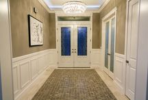 Entryways / Check out some of the ways our entryways are designed to make a big impression