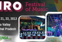 KyaZoonga.com: Buy tickets for Ziro Festival of Music