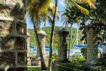 Antigua / Holidaying in the Caribbean