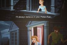 Peter pan/ Neverland
