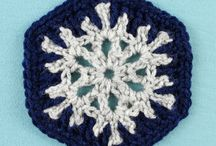 Seasonal Crochet: Winter / Crochet inspiration and crochet patterns that are best for the season of Winter!