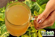Ginger tea information