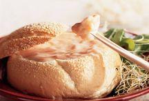 Peets tapas en fondue