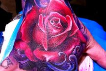 Tattoos #HANDS