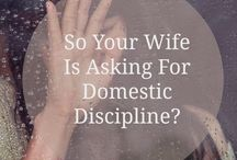 Domestic Discipline Resources / Helpful resources to help you on this journey