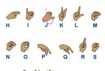 ASL / by Carol Womick