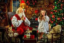 Santa Magic Sessions / Santa Magic Portraits and Inspiration
