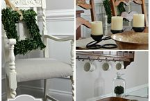 Stylish Revamp Home / My style is a mix of vintage and traditional. I love mixing old items with new that creates a look that has evolved over time.