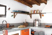 Kitchens / by K R