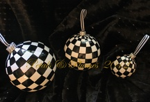 Christmas Ornaments / by Petals & Plumes